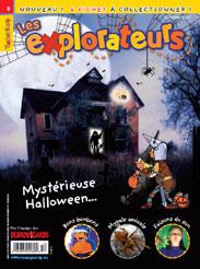 Octobre 2007 – Mystérieuse Halloween…