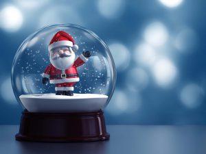 La boule à neige