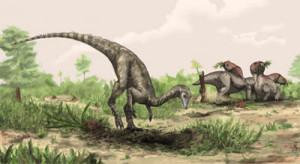 Le plus vieux des dinosaures ?