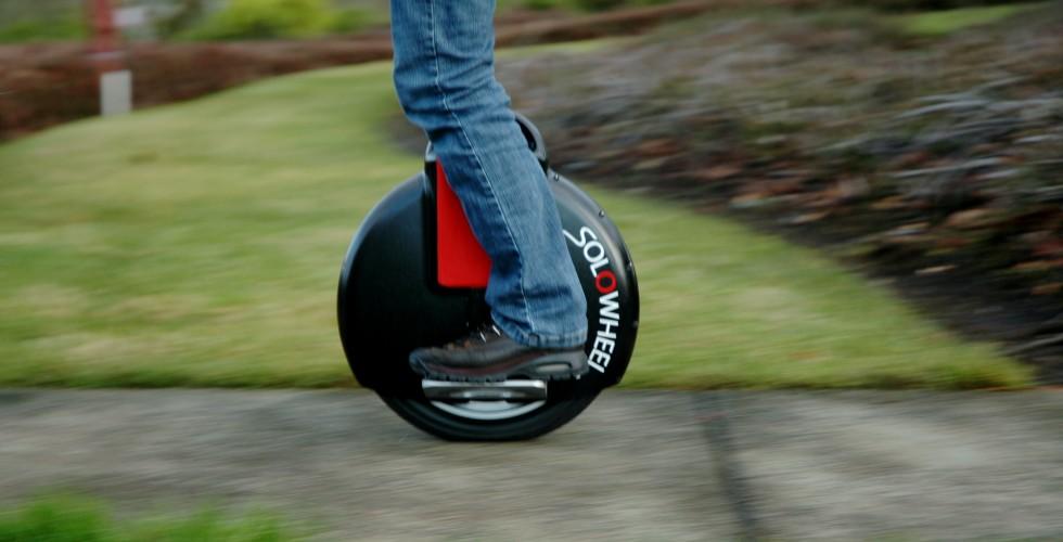 Un monoclycle électrique