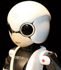 Un ami robot pour les astronautes