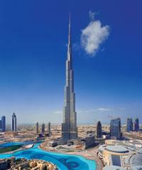 La tour la plus haute au monde !
