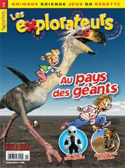 Novembre 2013 – Au pays des géants