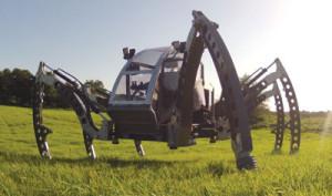 Vidéo : Mantis, le robot-insecte