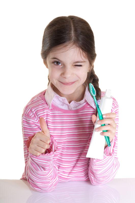 Une brosse à dents intelligente