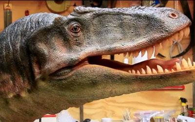 Vidéo : Le grand-oncle du tyrannosaure