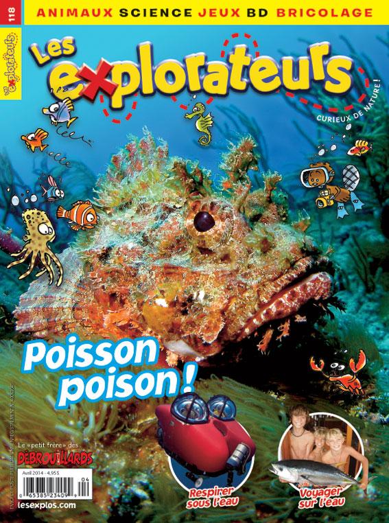 Avril 2014 – Poisson poison!