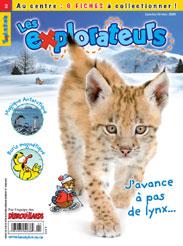 Janvier-février 2008 – J'avance à pas de lynx…