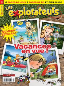 Juillet-août 2014 – Vacances en vue !