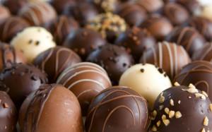 La vraie couleur du chocolat