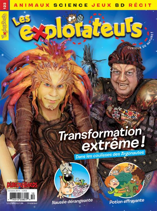 Octobre 2014 – Transformation extrême !