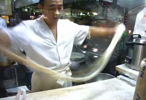 Fabrique des nouilles !