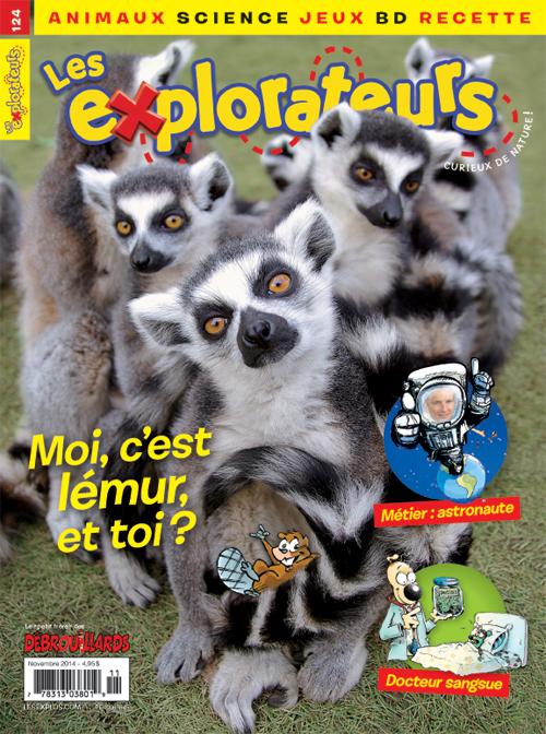 Novembre 2014 – Moi, c'est lémur, et toi ?