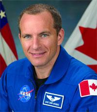 L'astronaute canadien David Saint-Jacques ira dans l'espace en 2018