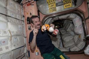 La vie des astronautes à bord de la Station spatiale
