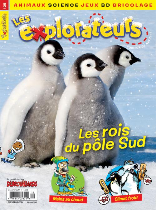 Décembre 2014 – Les rois du pôle Sud