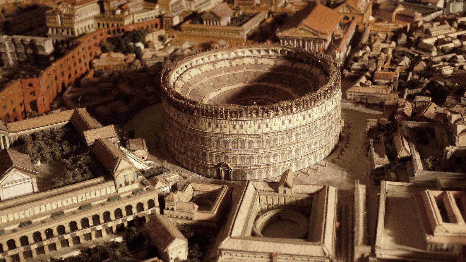 Le bâtisseur de Rome