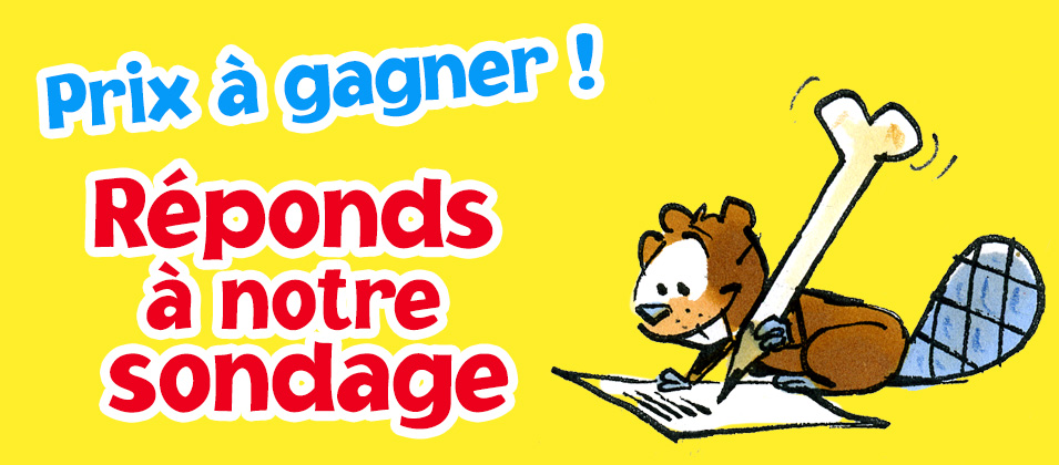 Sondage 2015 des Explorateurs