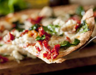 Pizzas faciles