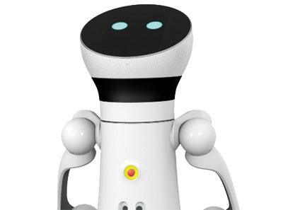 Un robot très serviable