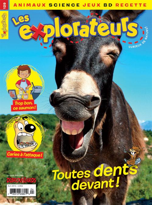 Avril 2015 – Toutes dents devant !