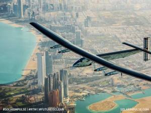 Le Solar Impulse 2 est en Chine