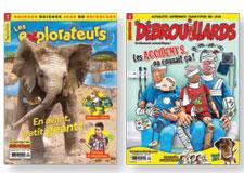 Rentrée scolaire : 355 200 magazines donnés aux élèves !