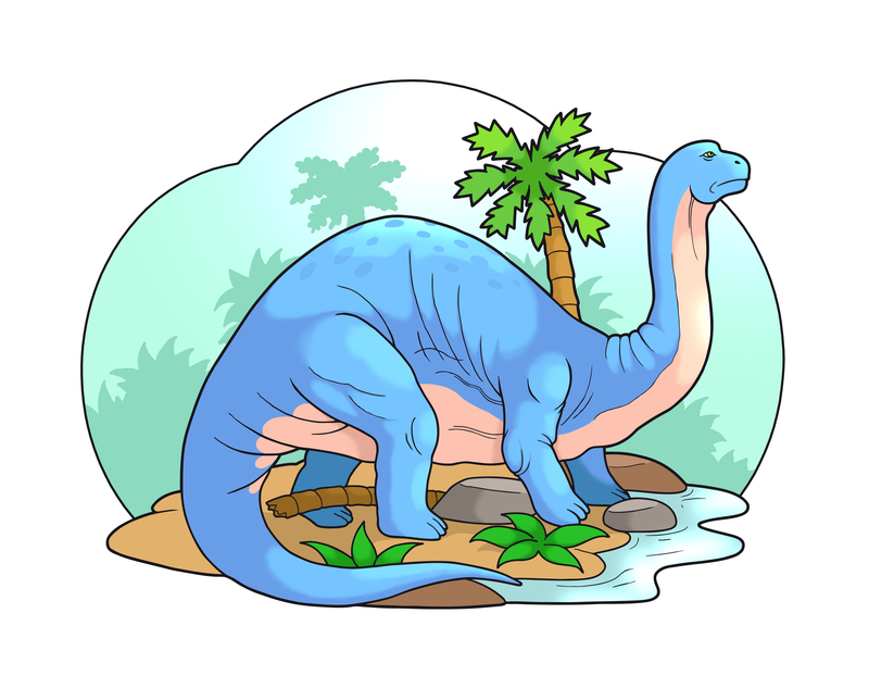 Le brontosaure redevient un dinosaure !