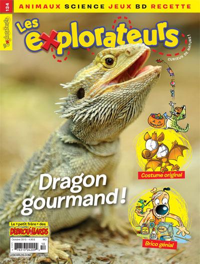 Octobre 2015 – Dragon gourmand !