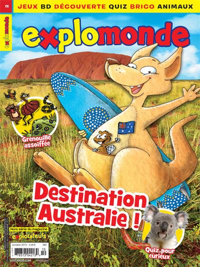 Octobre 2015 – Explomonde Destination Australie !
