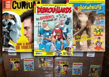 Nos 355 200 magazines de septembre arrivent bientôt !