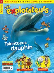 Novembre 2015 – Talentueux dauphin