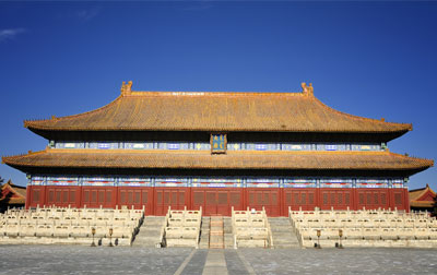Le ciel de Pékin vire au bleu