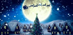 Une pleine Lune pour Noël !