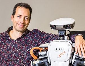 Au boulot, les robots !