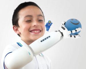 Une prothèse Lego