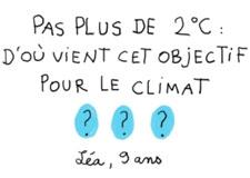 Pas plus de 2 °C : d'où vient cet objectif pour le climat ?