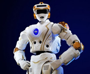 Valkyrie, le robot super-héros