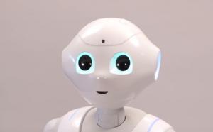 Pepper, le robot qui aime bavarder