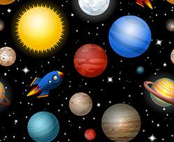 Explorons l'espace !