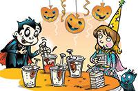 Plaisirs d'Halloween