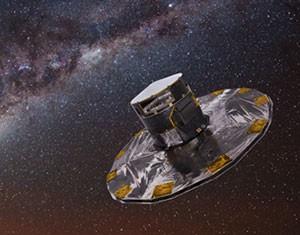 Le télescope Gaia fait la carte de notre galaxie