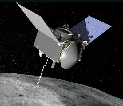 En route vers l'astéroïde Bennu !