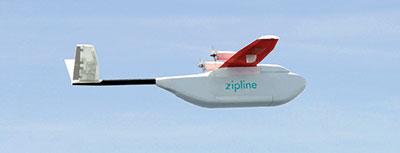 Un drone qui sauve des vies