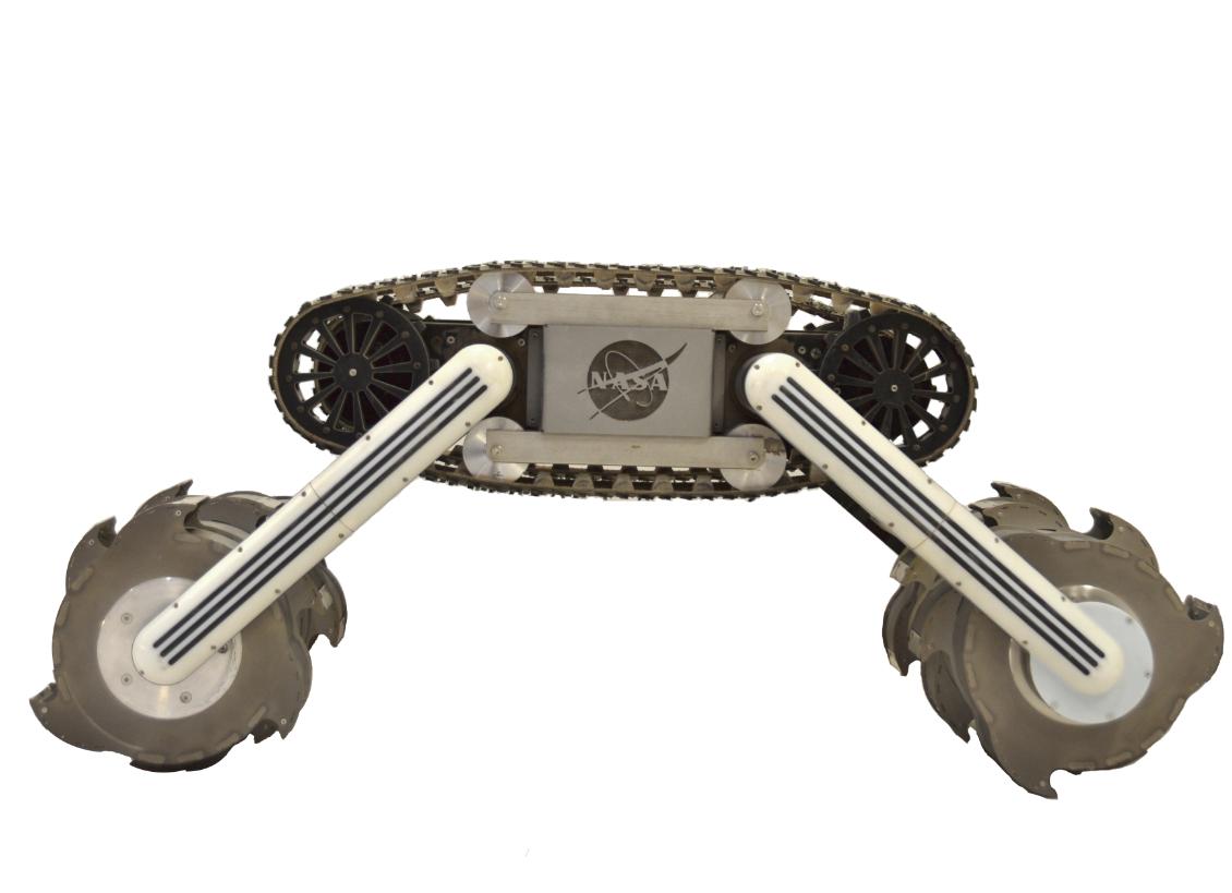 Un robot-ouvrier sur Mars
