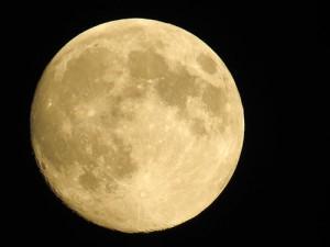La super Lune du 14 novembre