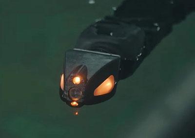 Le robot anguille à la rescousse !