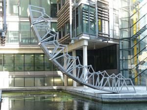 Le pont déroulant de Londres