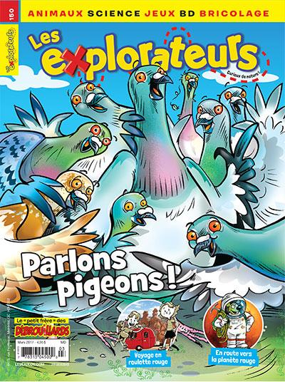 Mars 2017 – Parlons pigeons !