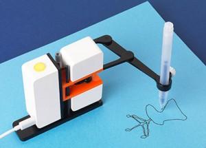 le robot dessinateur